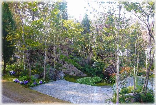 �近江庭園