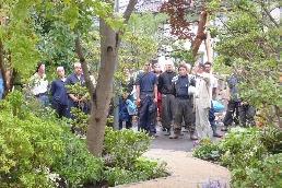 バリアフリー庭園5